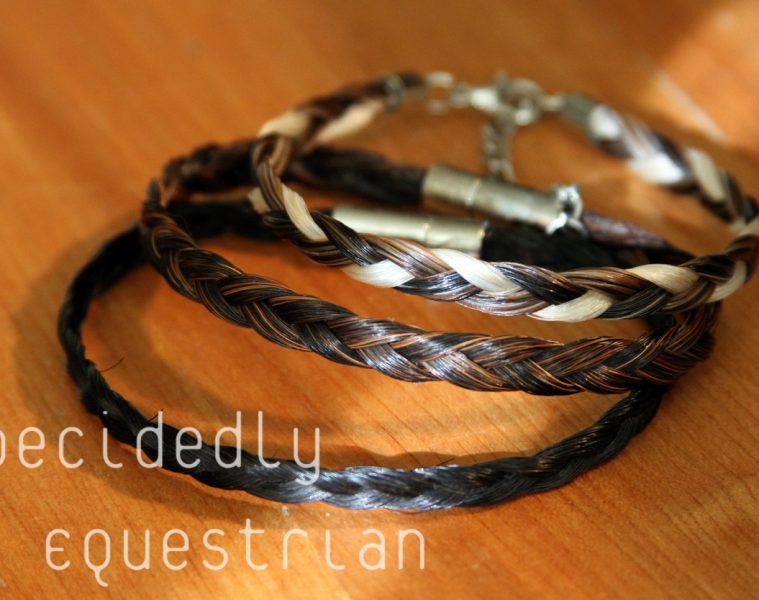Horsehair Bracelets DIY