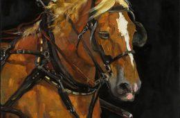 Artist Spotlight Sally Fuess - Belgian Express