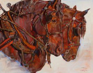 Artist Spotlight Sally Fuess - Majestic