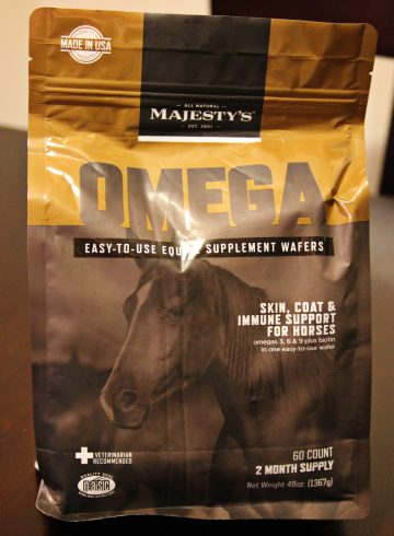 Majesty's Omega Wafers Review