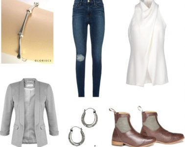 DE Style: Build around the Boots