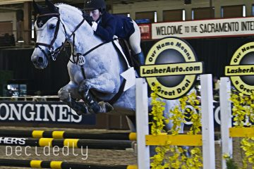 Sacramento International Horse Show 2015