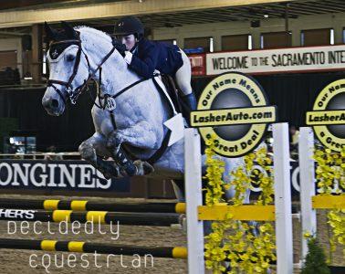 Sacramento International Horse Show 2015