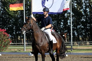 Pacific Sporthorse Selection 2015