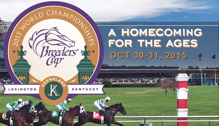 Breeders Cup 2015