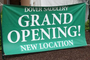 Dover Saddlery Grand Opening Moraga CA
