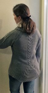 Goode Rider Cable Cardigan Review