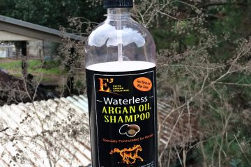E3 Argan Waterless Shampoo Review