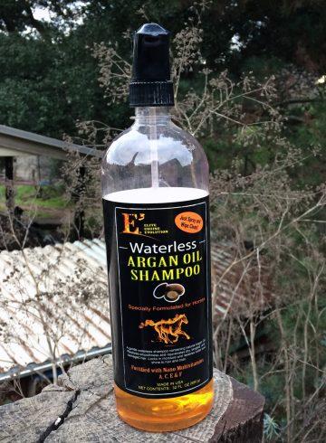 E3 Argan Waterless Shampoo Review