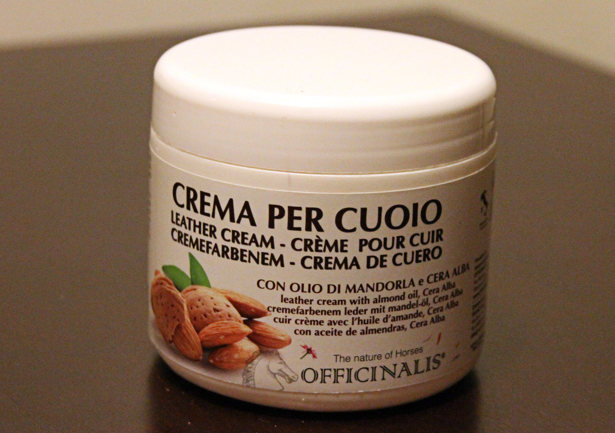 Almond Cream Leather Care Review