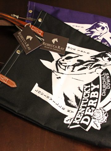 Rebecca Ray Kentucky Derby Tote Review