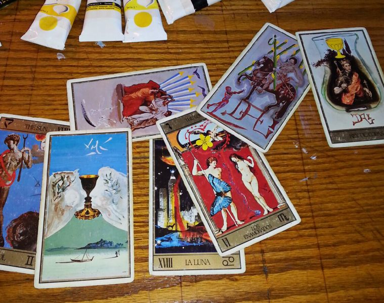 Tarot and the Fox Review