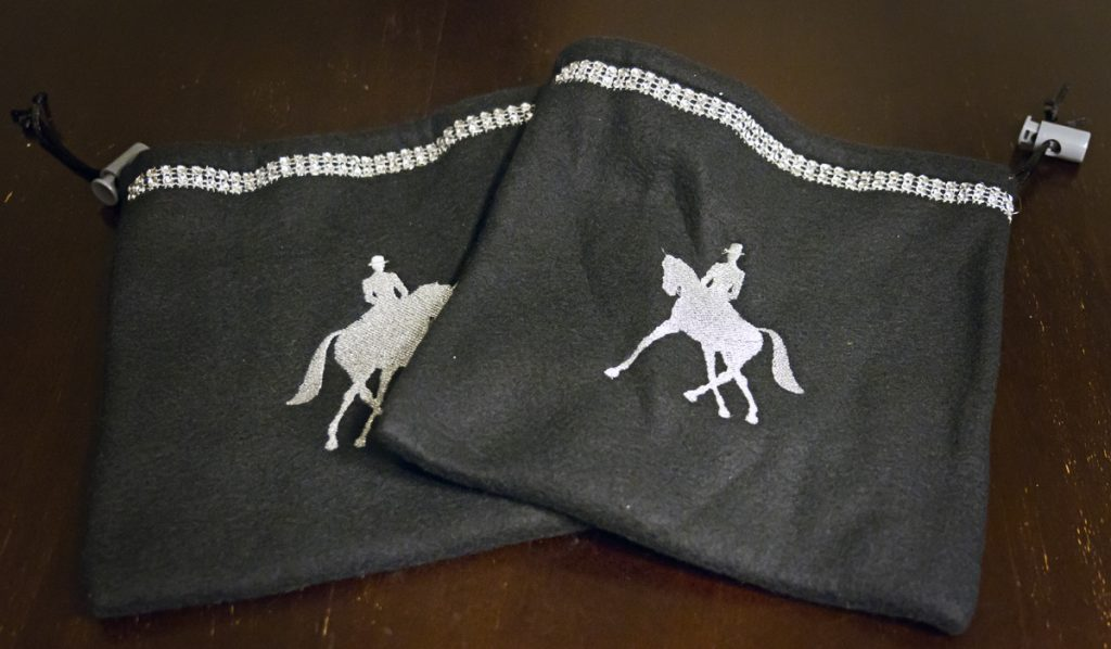 The Barn Closet Stirrup Covers Review