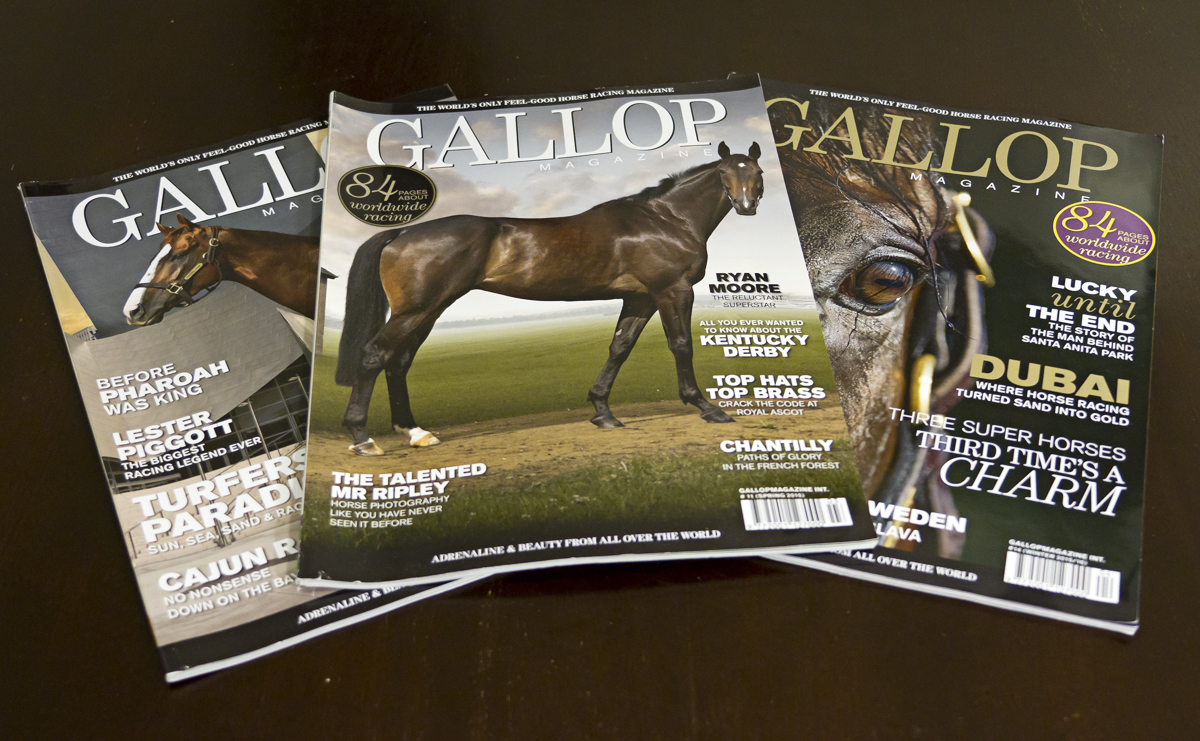 Gallop Magazine Review