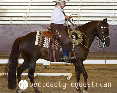 Cowboy Dressage World Gathering 2016