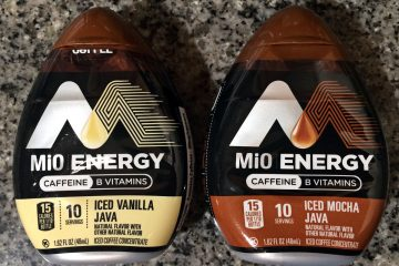 Mio Energy - Coffee Review