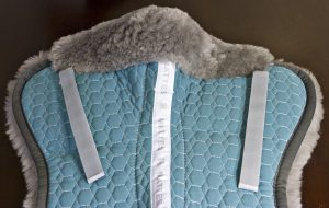 Mattes Custom Halfpad with Lambskin Review