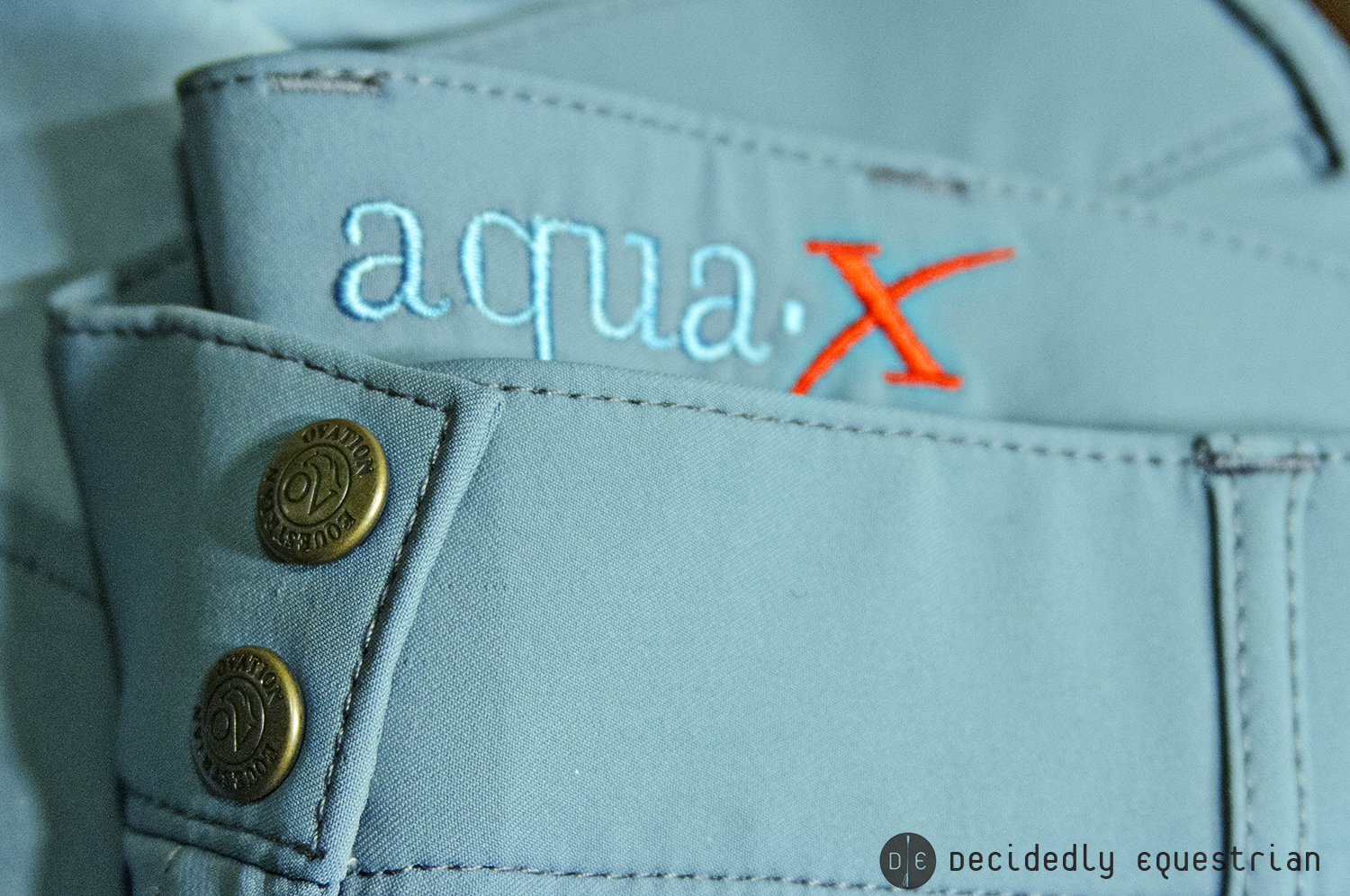 Ovation Aqua-X Full Seat Breeches Review