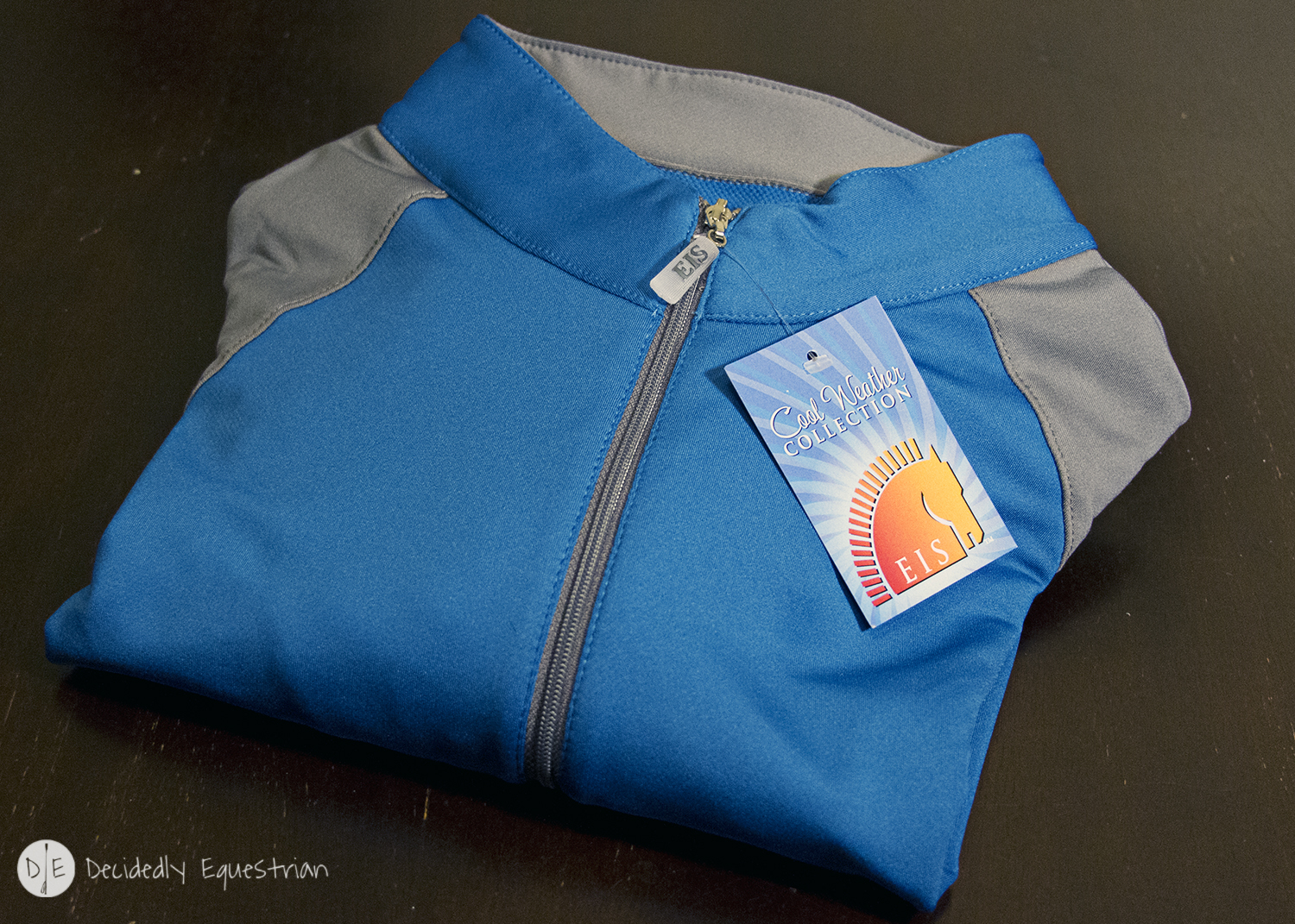 EquiInStyle Cool Weather Tech Shirt Review