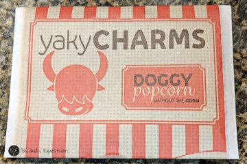 Yaky Charms Doggie Popcorn Review