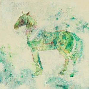 Ghost Horse Tanner Jensen Fine Art