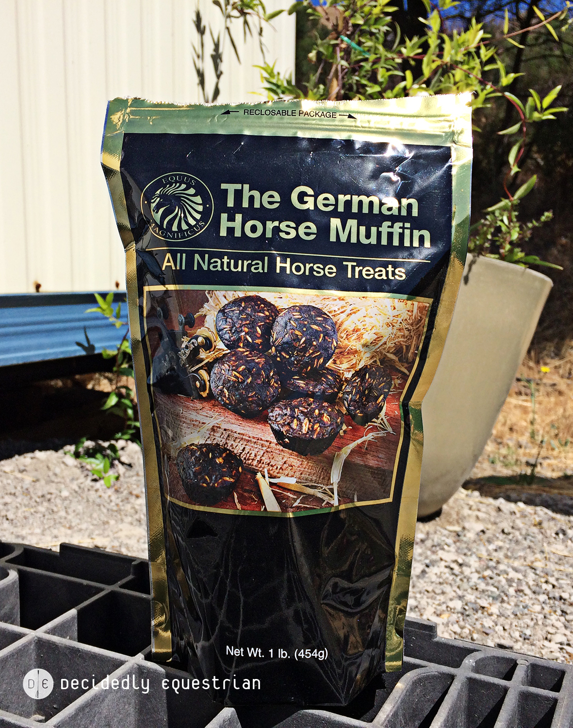 German Horse Muffin Review