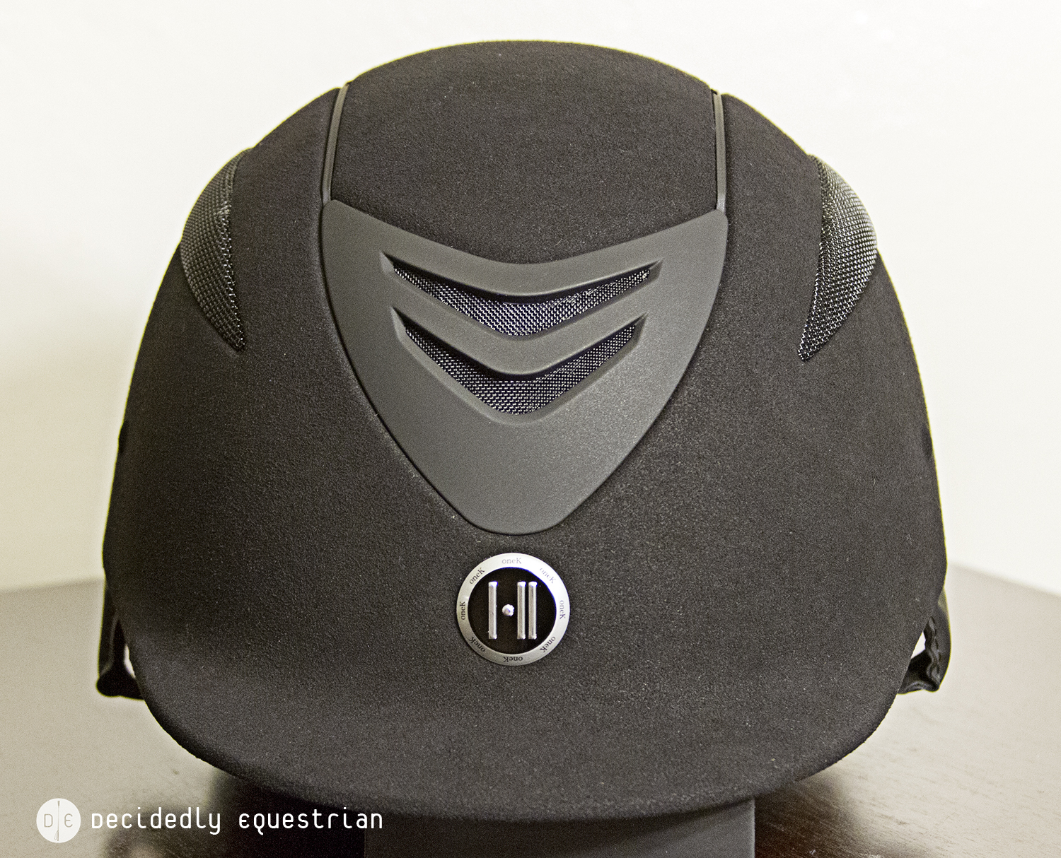 One K Defender Air Suede Riding Helmet Review
