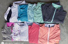 Sunshirt Showdown Review Its A Haggerty's Kastel Denmark, EquiInStyle, Noble Outfitters, CoolBlast by Dover Solitaire