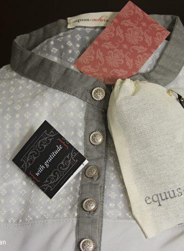 Equus Couture Show Shirt Review