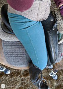 DIY Custom Dyed Breeches