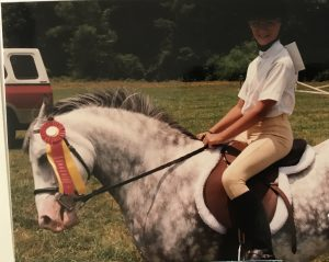 Company Spotlight: The Equestrian Journal Candlelight Farm's Dumplin