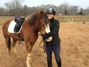 Company Spotlight: The Equestrian Journal Tina Catawba