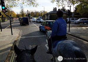 Finding Horses While Traveling - London - Ride in Hyde Park