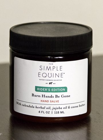 The Simple Equine Barn Hands Be Gone Review