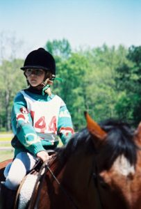 Company Spotlight: The Equestrian Journal First Show Match point