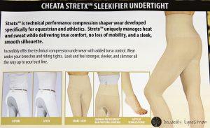 Cheata Sleekifier Undertight Review