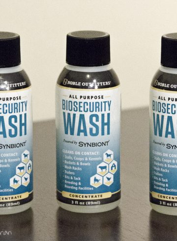 Noble Outfitters Biosecurity Wash Review