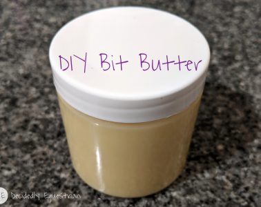 Do It Yourself Bit Butter