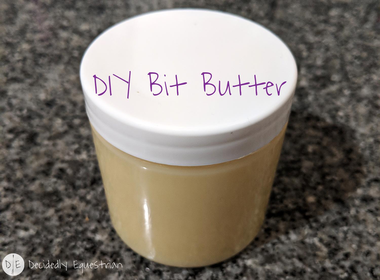Do It Yourself Bit Butter