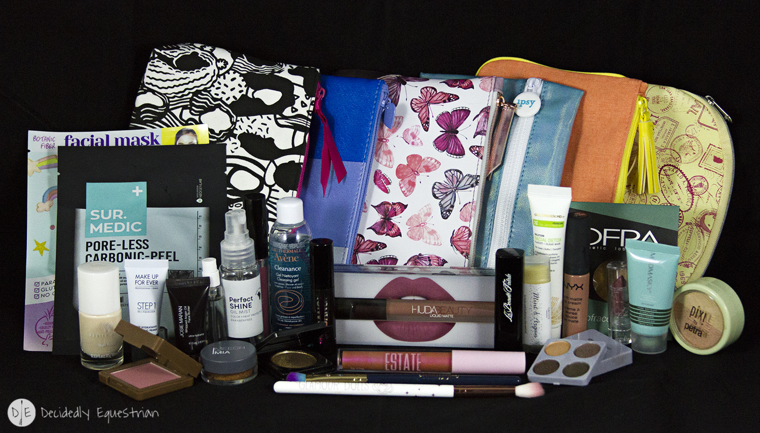 Ipsy Subscription Bag Review