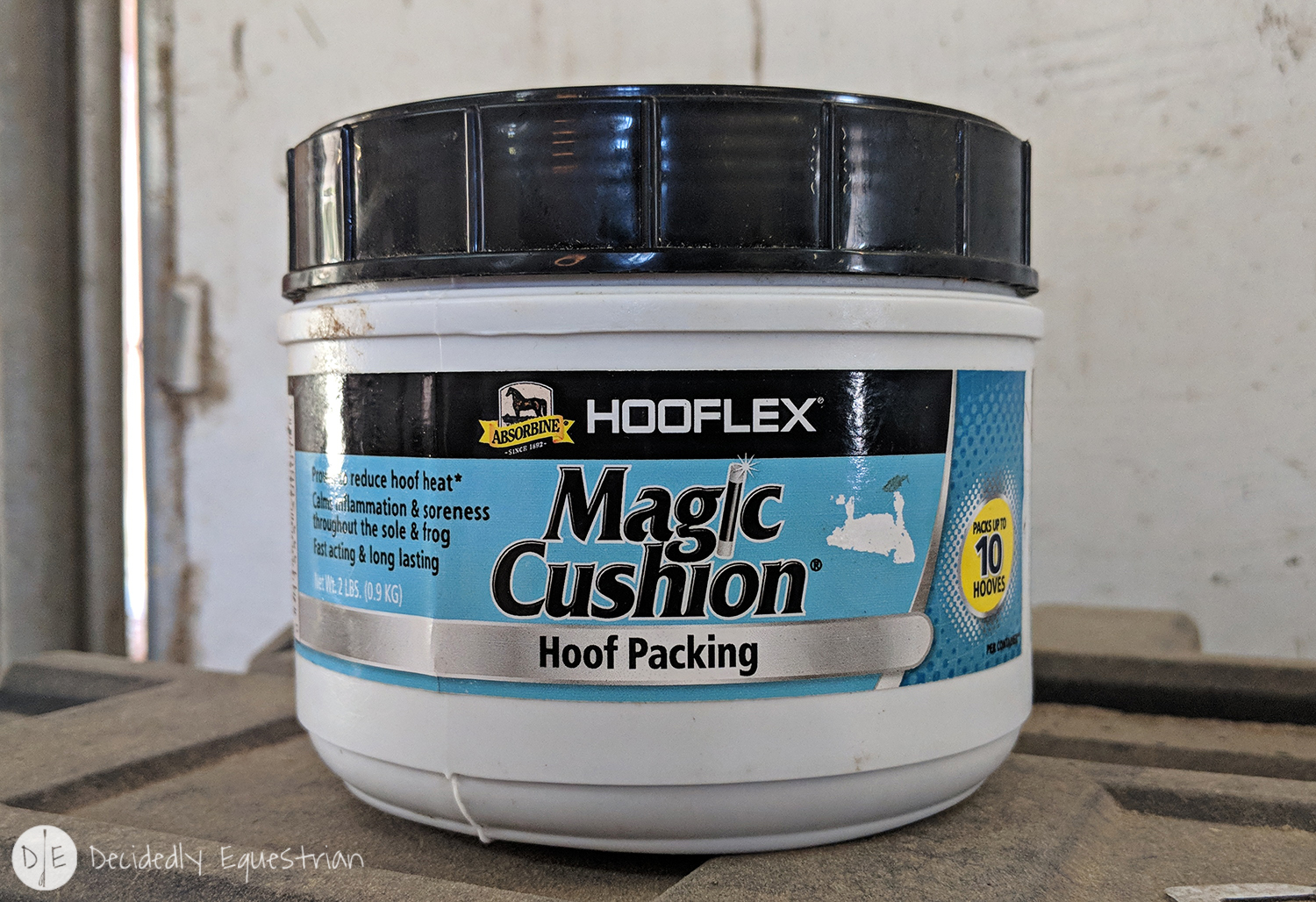 The Hoof Heal All - Hooflex Magic Cushion Review