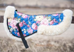 Etsy Saddle Pads and Polo Wraps Winter 2019