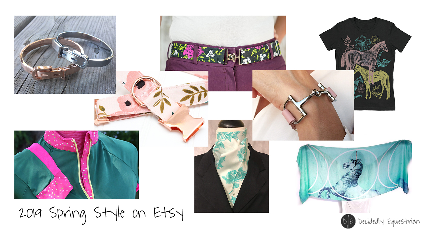 Spring Style on Etsy