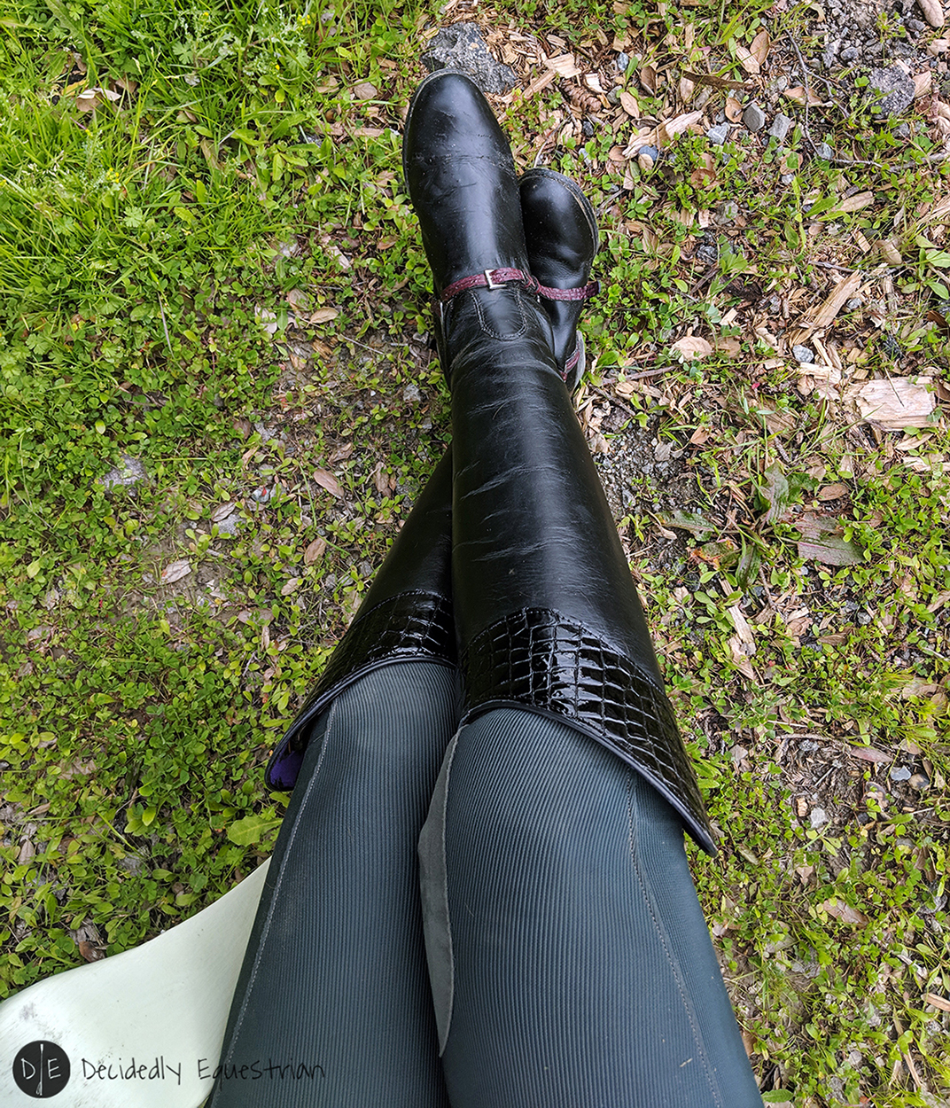 Get that Lust-Worthy Custom Boot Look with Boot Crowns - Review