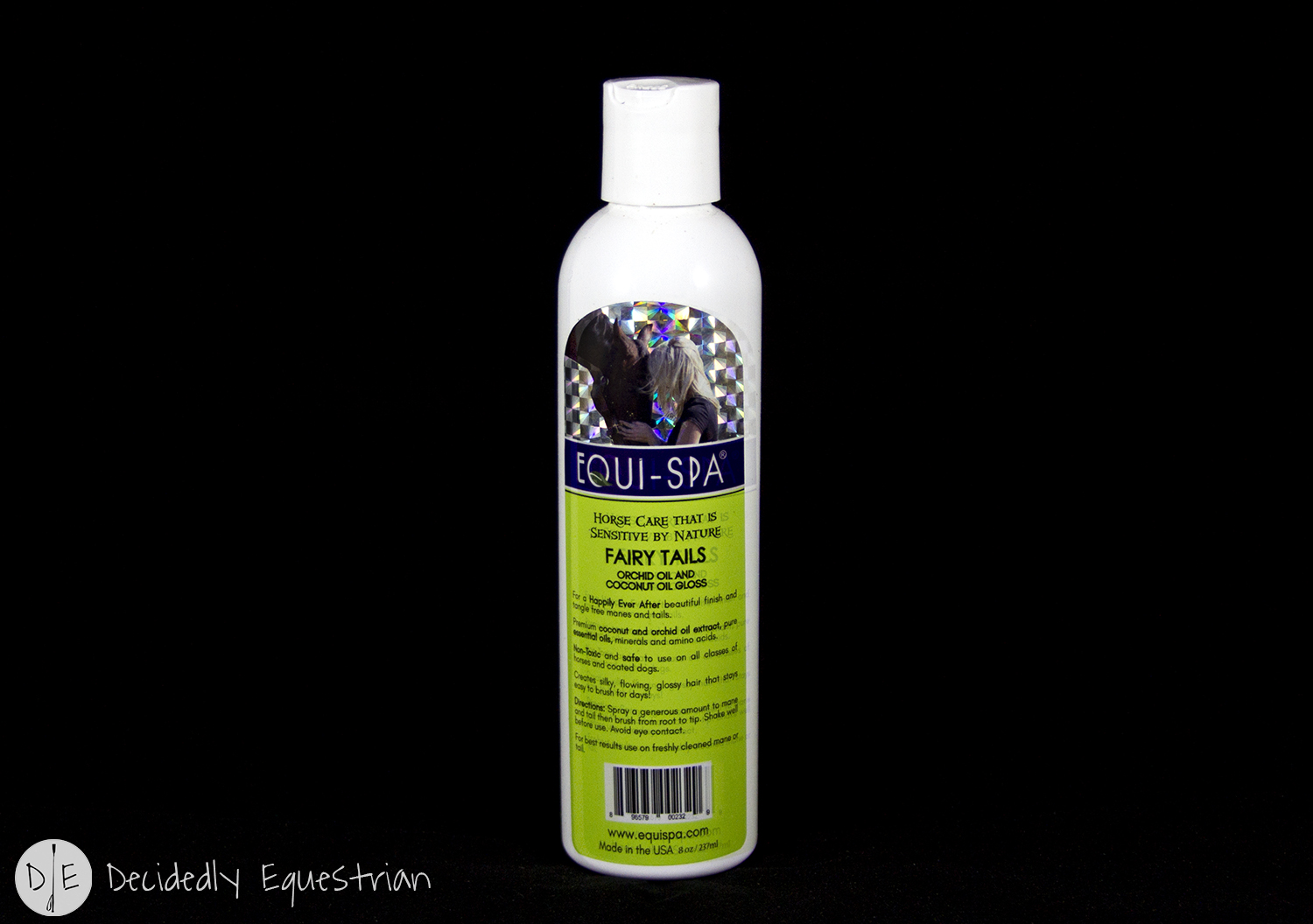 Shop for A Cause: Equi-Spa Fairy Tails Orchid Oil Gloss
