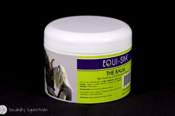 Shop for A Cause: Equi-Spa The Balm