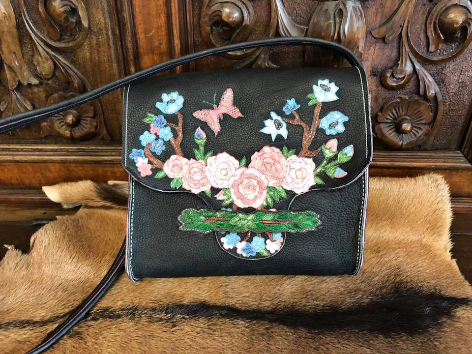 Artist Spotlight: Mary AnnToinette Leather Studio