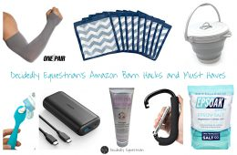 Decidedly Equestrian's Amazon Barn Hacks and Must Haves