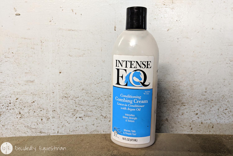 Intense EQ Conditioning Combing Cream