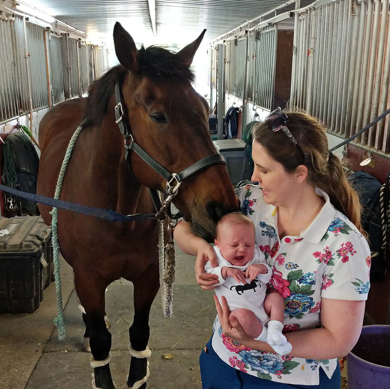 The New Normal: Riding (and Life) after Baby